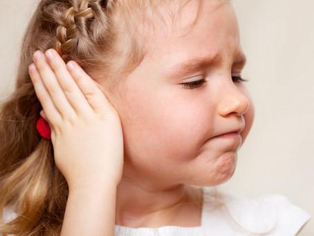 A dor de ouvido e os problemas que ela pode causar.