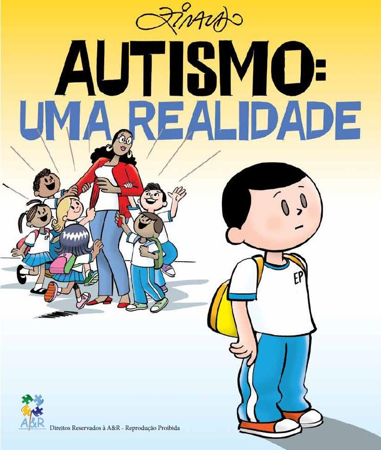 Cartilha Autismo: Uma Realidade