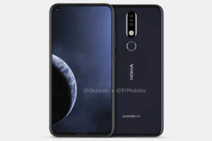 Πρώτες εικόνες του Nokia 8.1 Plus δείχνουν in-display selfie cam