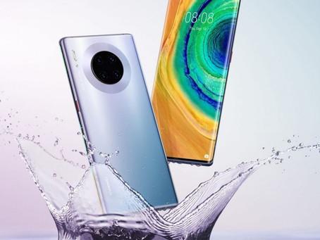 Όλη η σειρά Huawei Mate 30 για τα μάτια σας μόνο!