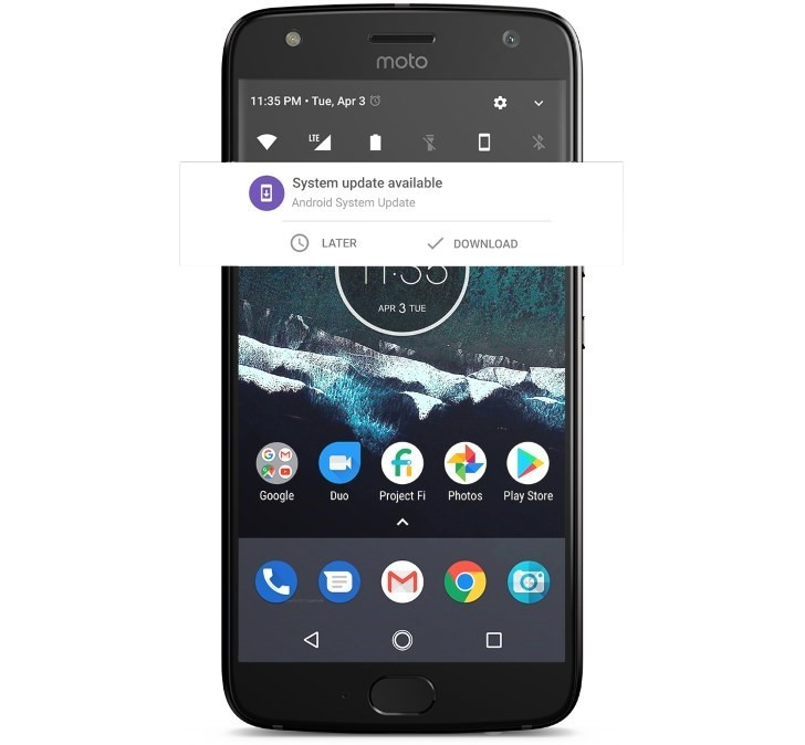 Moto X4 Android One