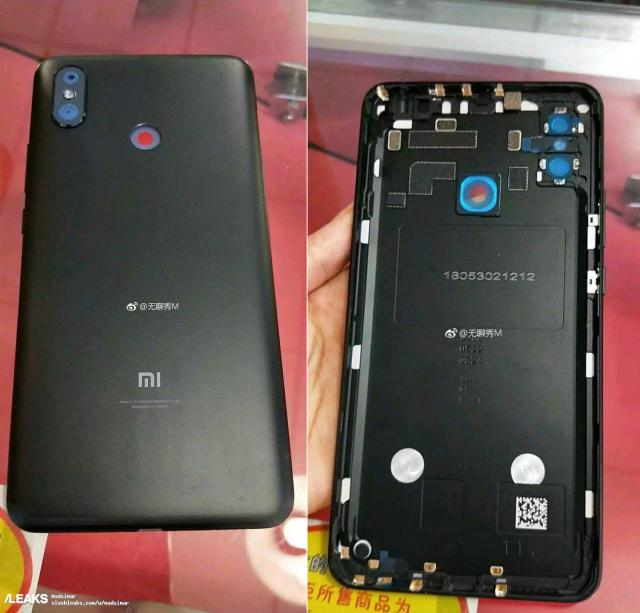 Xiaomi Mi Max 3 cover