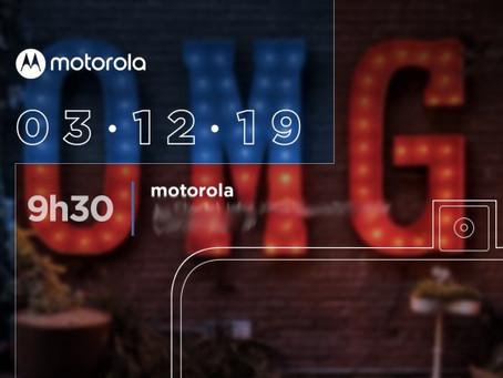 Έρχεται στις 3 Δεκεμβρίου το Motorola One Hyper με pop-up selfie cam