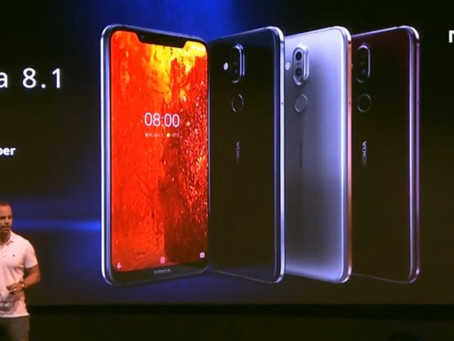 Ανακοινώθηκε το... ανατολίτικο Nokia 8.1, Nokia X7 για την Κίνα