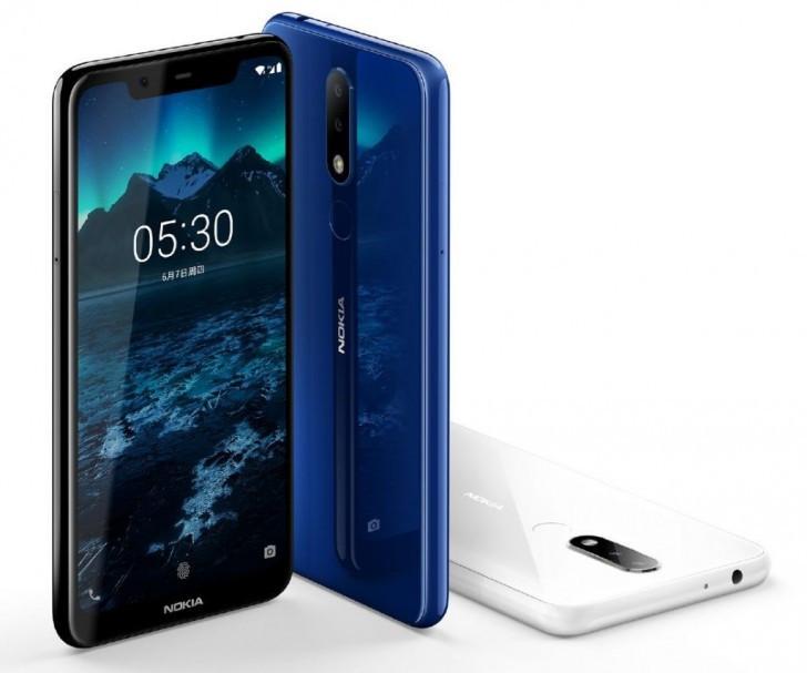 Nokia X5 (Nokia 5.1 Plus)