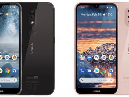 MWC19: Η HMD ανακοίνωσε τα Nokia 4.2, Nokia 3.2, Nokia 1 Plus και Nokia 210