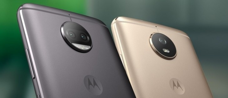 Moto G5S Plus + Moto G5S