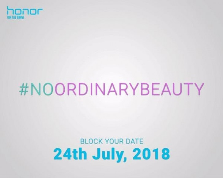 Honor 9i launch event
