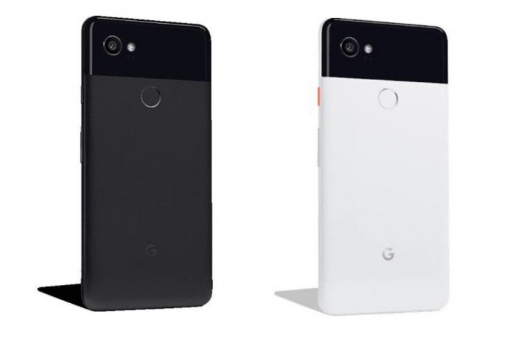 Google Pixel XL 2 leaked render