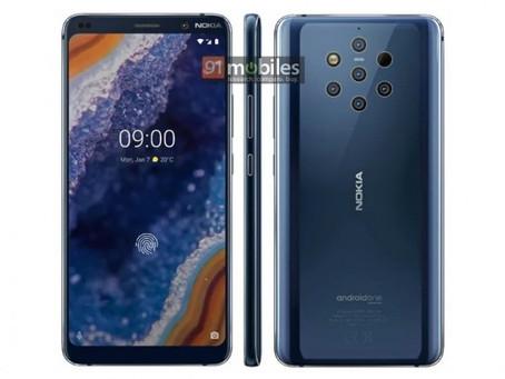 Πρώτη official εικόνα του Nokia 9 PureView