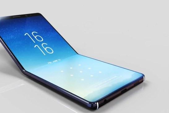 Samsung foldable Galaxy F