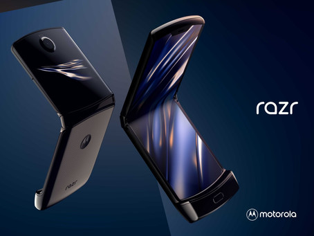 Ανακοινώθηκε το νέο Motorola Razr με Flex View οθόνη 6.2''