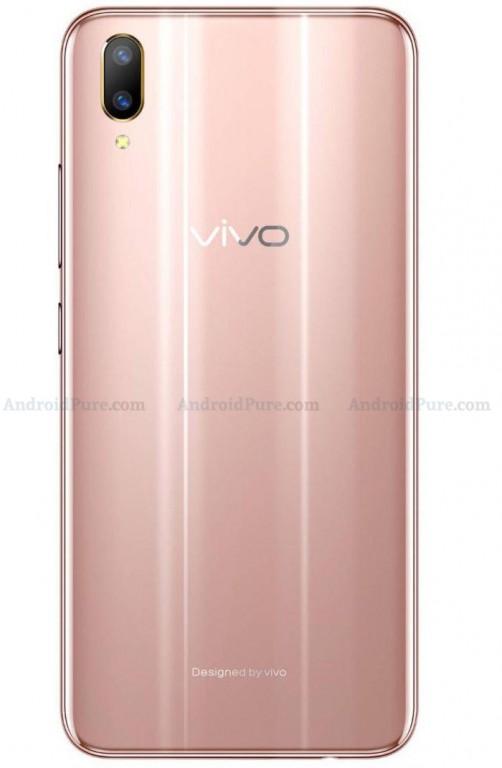 Vivo V11 Pro renders
