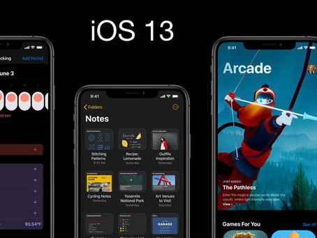 Η Apple ανακοίνωσε το iOS 13 με Dark Mode, swipe keyboard και Maps Look Arround