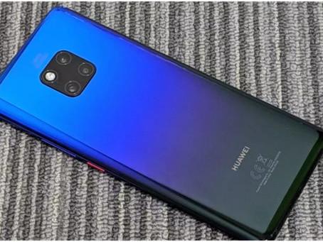 Το... τυχερό Huawei Mate 20 Pro ξεκίνησε να αναβαθμίζεται σε Android 10