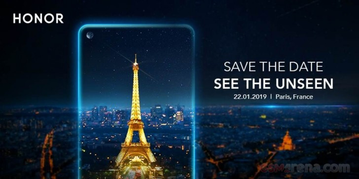 Honor View 20 launch event
