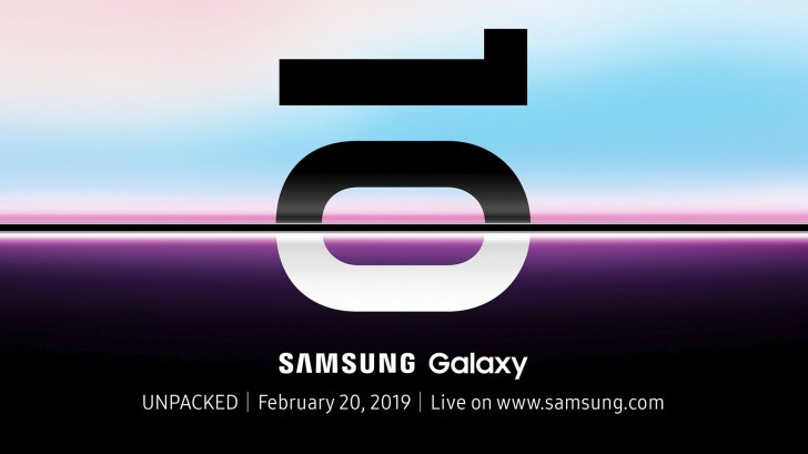 Galaxy Unpacked event 2019