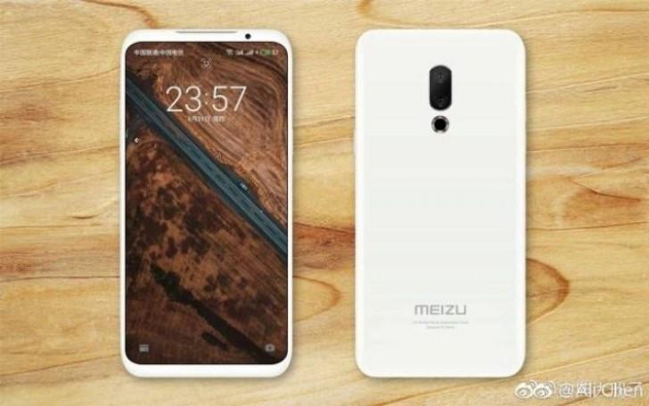 Meizu 16 press image