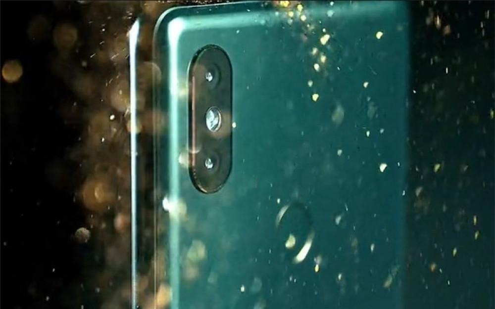 Xiaomi Mi mIX 2s Emerald Green edition