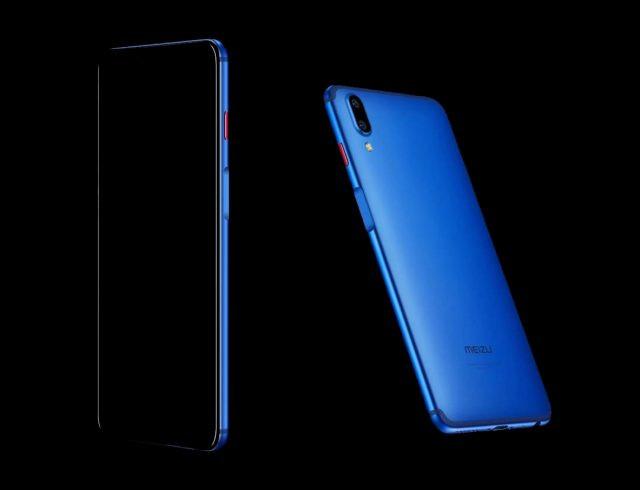 Meizu E3 Dark Blue