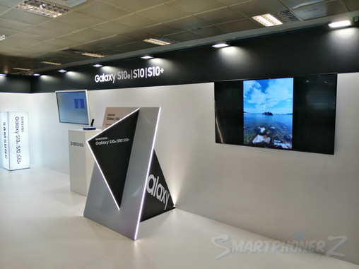 Samsung at IMAGE + TECH EXPO 2019 Athens