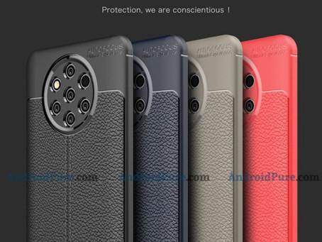 Νέες θήκες επιβεβαιώνουν το penta-cam system του Nokia 9