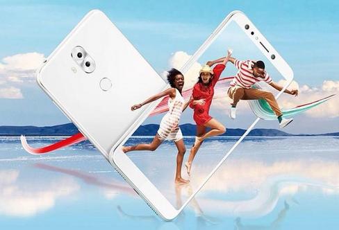 Asus Zenfone 5 Lite render