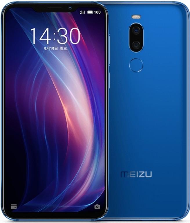 Meizu 8X Blue