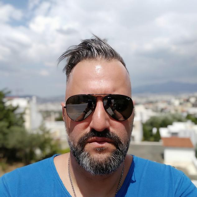 daylight selfie - portrait mode