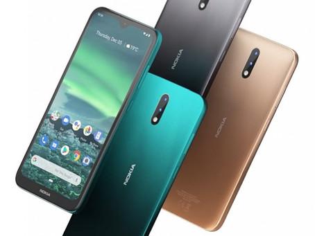 Ανακοινώθηκε το Nokia 2.3 με Android One και μπαταρία 2 ημερών