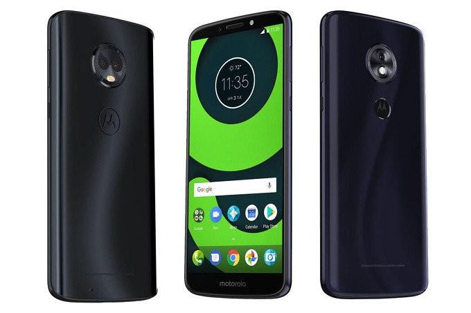 Motorola G6 series