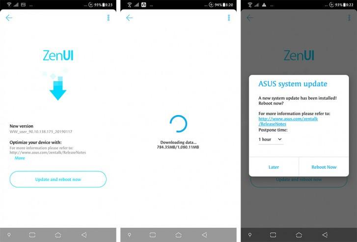 Asus Zenfone 5Z starts getting Android 9 Pie update