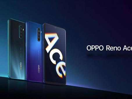 Oppo Reno Ace: Snapdragon 855+, οθόνη 90Hz και φόρτιση στα 65w