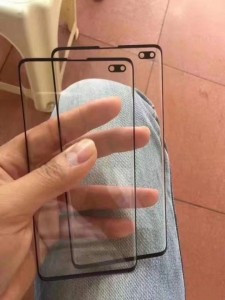 Samsung Galaxy S10+ screen protectors