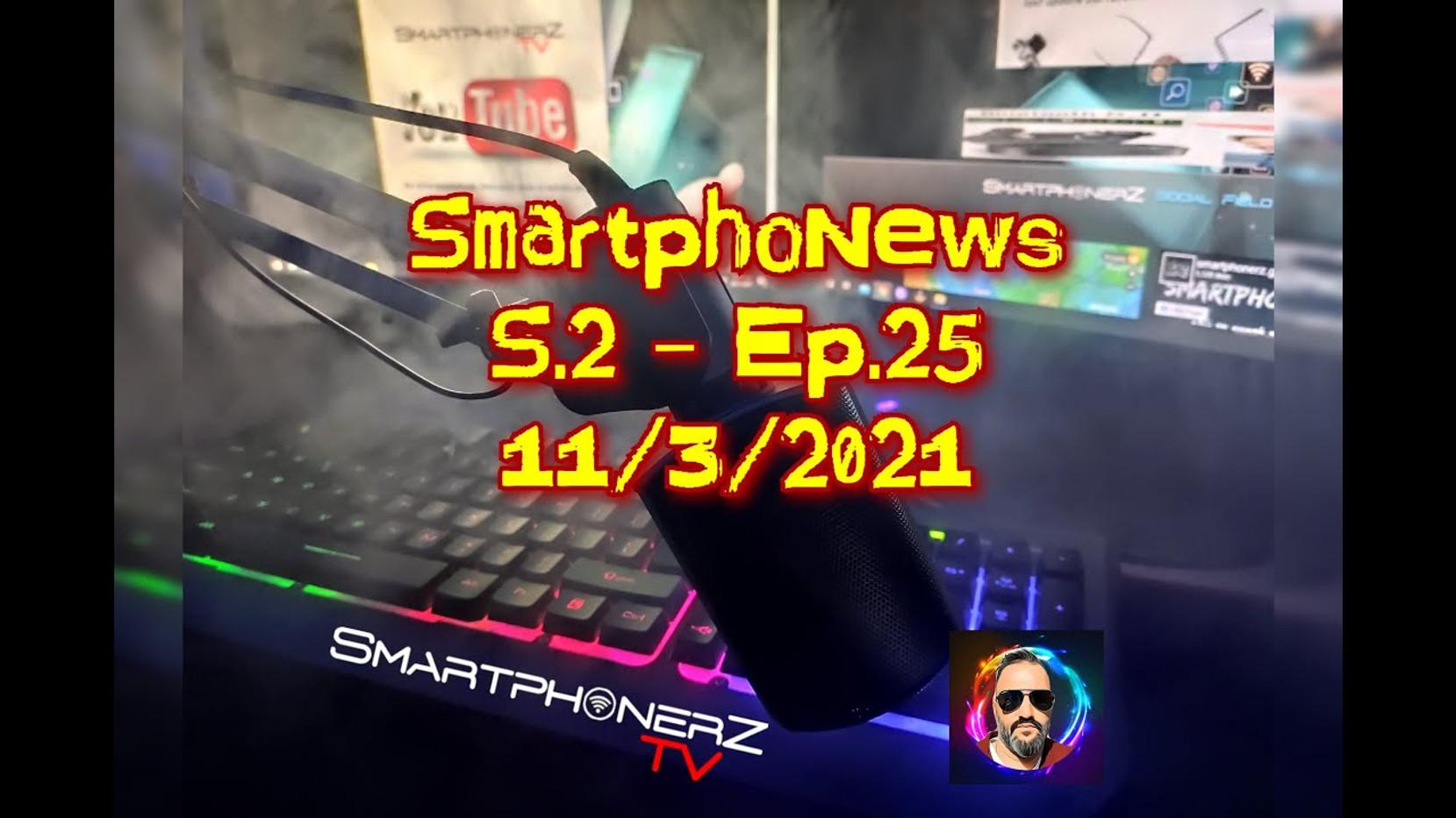 SmartphoNews S.2 - Ep.25