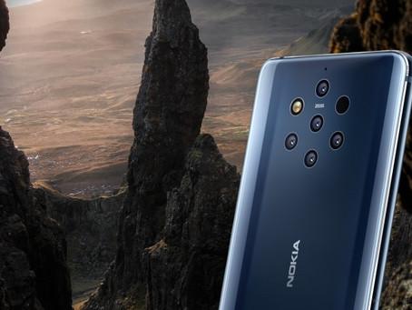 MWC19: ανακοινώθηκε το φωτογραφικό εργαλείο που λέγεται Nokia 9 PureView