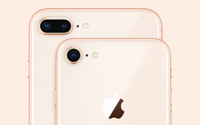iPhone 8 & 8 Plus cameras