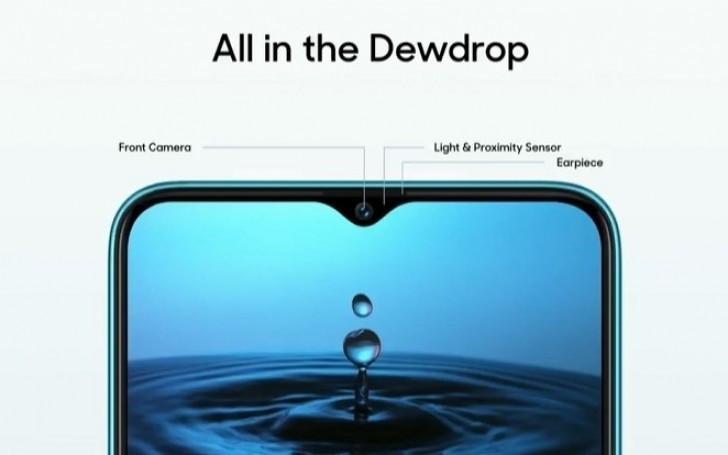 Oppo Realme 2 Pro Dewdrop