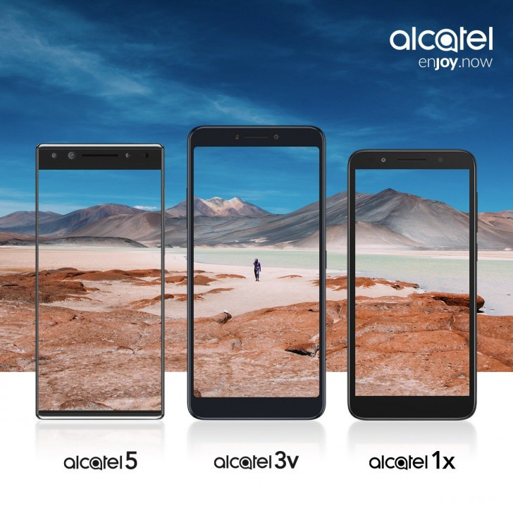 Alcatel render