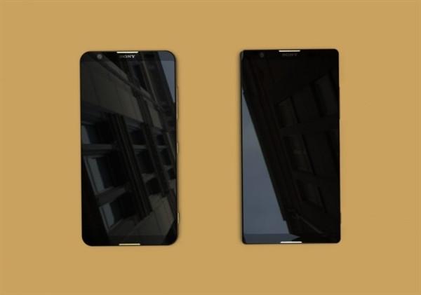Sony Xperia series 2018