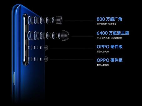 Oppo K5: SD730G, 64Mp κάμερα και φόρτιση στα 30W