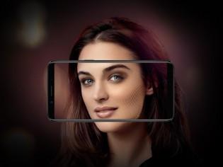 Oppo F5 Face unlock
