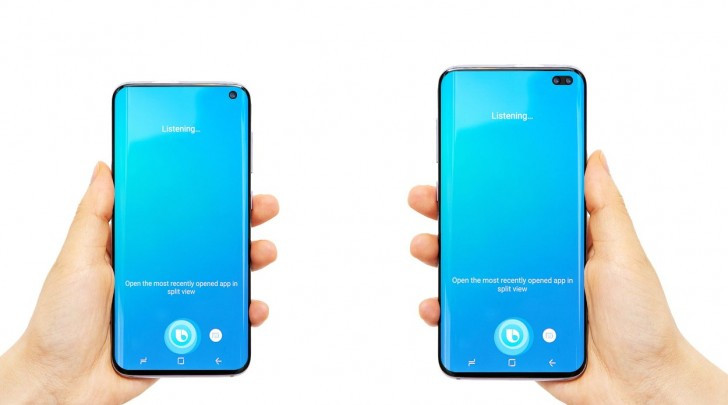 Samsung Galaxy S10 & S10+ concept phones