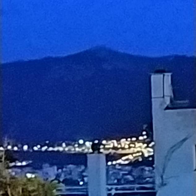 night mode - 8x zoom