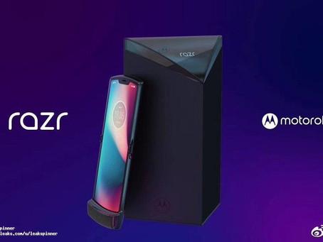 Το foldable RAZR 2019 θα ανακοινωθεί στις 13 Νοεμβρίου