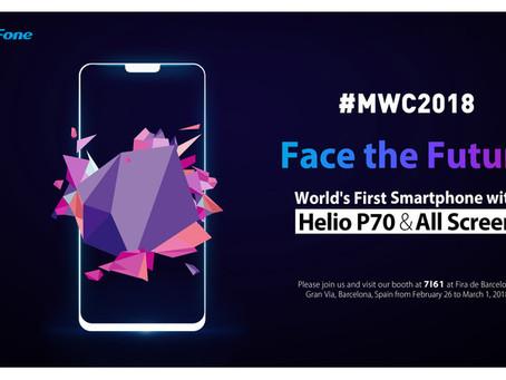 Η Ulefone θα παρουσιάσει το all-screen T2 Pro στο MWC 2018