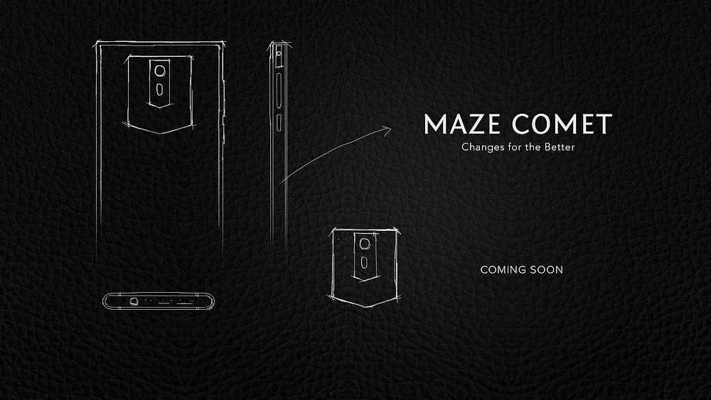 Maze Comet