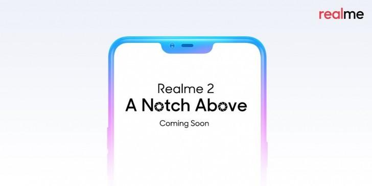 Oppo Realme 2 teaser