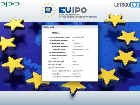Η Oppo ετοιμάζει τα Reno Z και Reno F για Ευρώπη