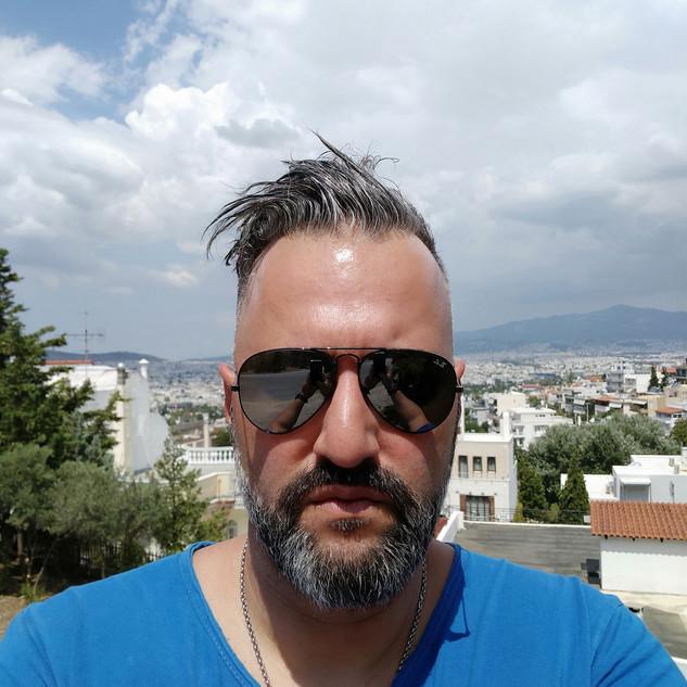 daylight selfie - auto mode
